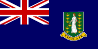 Flagge Virgin Island (Brit.)